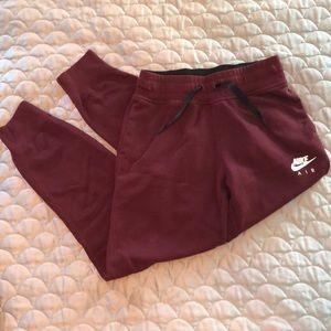 Nike Air Sweatpants.